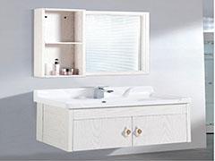 凤广全铝家居全铝浴室柜