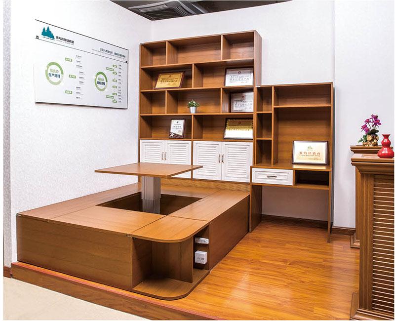 铝先森全铝家居 全铝家具 全铝书柜