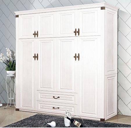 瀛丰铝材 锐镁全铝家居 全铝家具 全铝衣柜