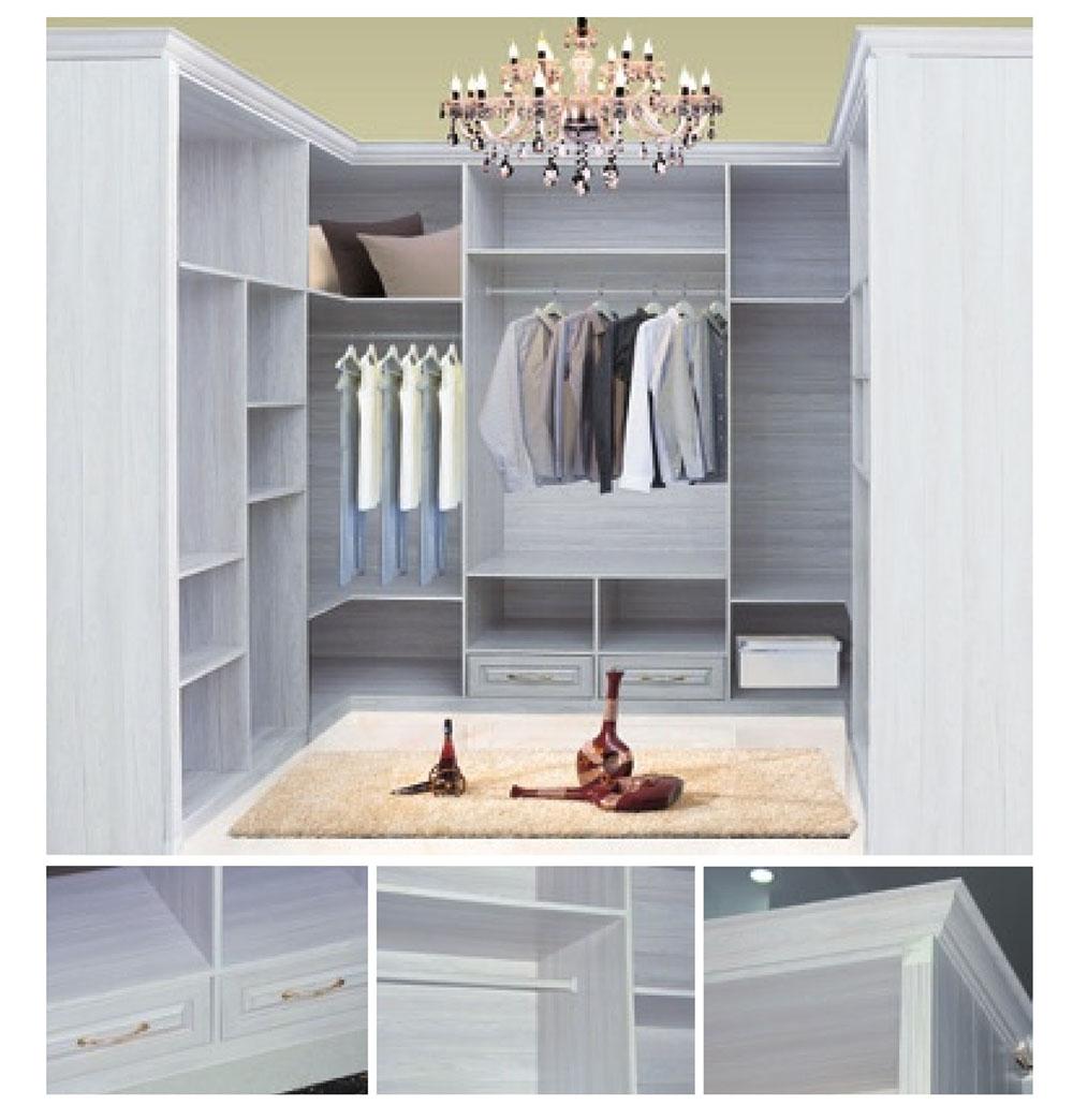 裕康柜世铝全铝家居 全铝家具 全铝衣柜