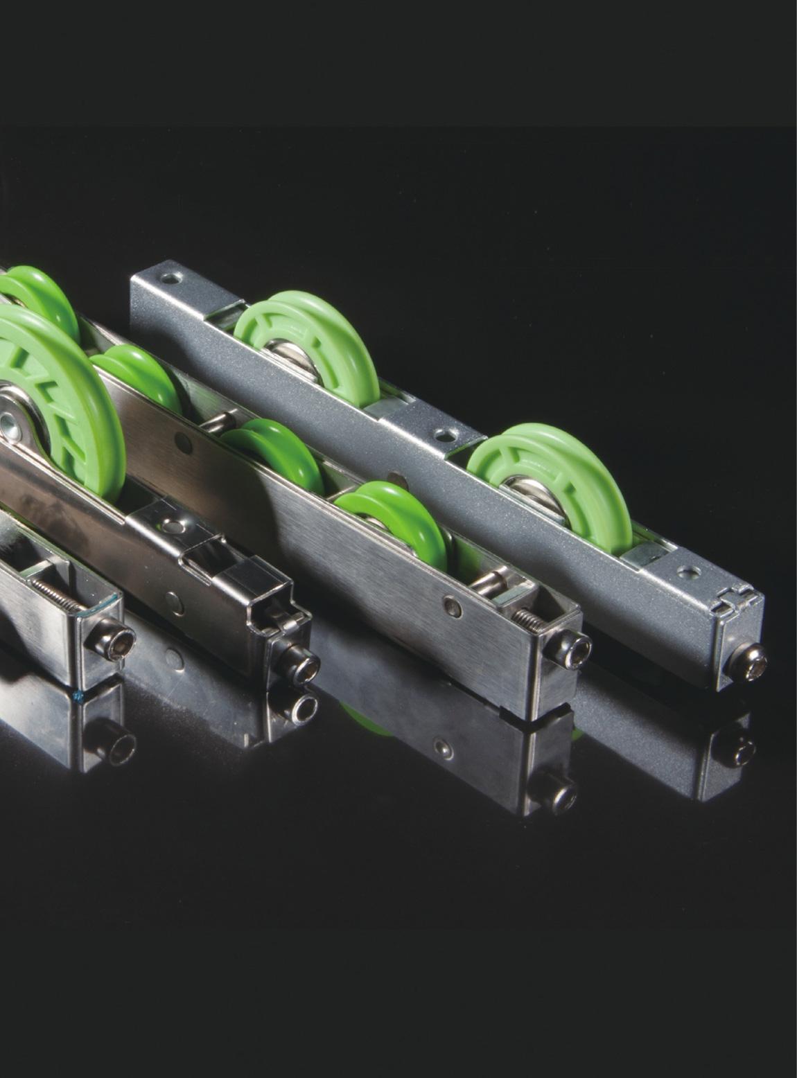 欧固五金专业生产高档滑轮