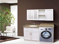 铝先森全铝家居全铝洗衣机柜