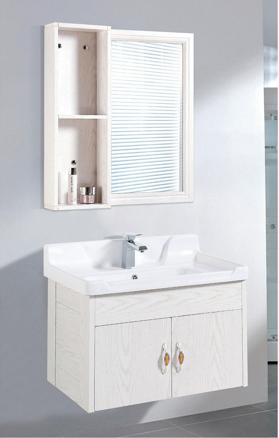 凤广铝业 全铝家居 全铝家具 全铝浴室柜