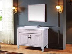 裕康柜世铝全铝家居全铝浴室柜